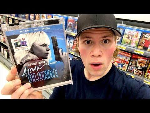 Blu-ray / Dvd Tuesday Shopping 11/14/17 : My Blu-ray Collection Series