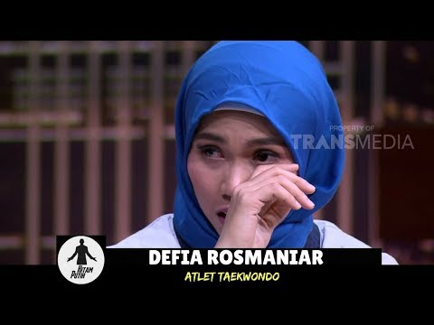 Kisah Haru DEFIA ROSMAINAR, Peraih Emas Asian Games 2018 | HITAM PUTIH (31/08/18) 2-4