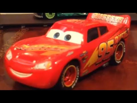 cars 3 rusteze mcqueen review youtube. Black Bedroom Furniture Sets. Home Design Ideas