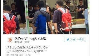 【必見】舘ひろし率いる石原軍団が「この時期に」熊本で1万2000食の炊き...