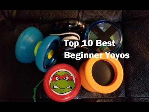 Top 10 Best Beginner Yoyos