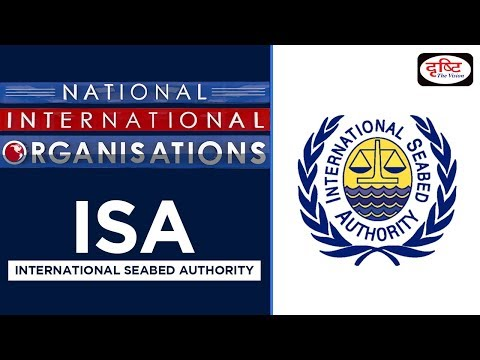 ISA  - National/International Organisations