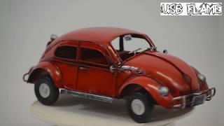 Ретро Автомобил VW  Костенуркa