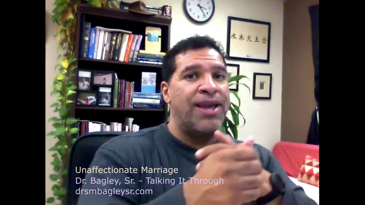 Unaffectionate marriage