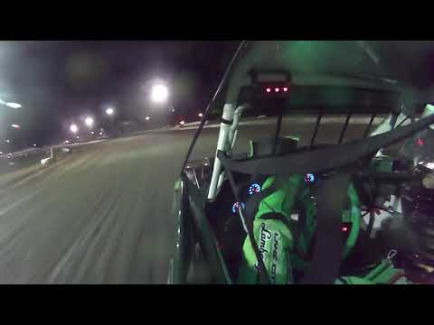 Tyler Sistrunk Motorsports - North Florida Speedway - In Car Camera Practice - 2-7-2019