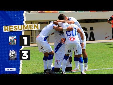 Carlos Mannucci Alianza Atl. Goals And Highlights