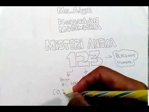 KEAJAIBAN MATEMATIKA PART 9 : MISTERI ANGKA 123