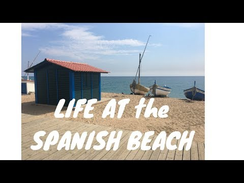 BEACH HOLIDAY IN SPAIN