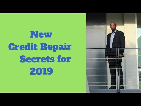 credit-repair-secrets-for-2019