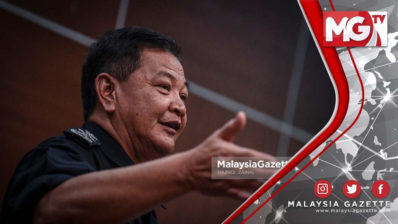 TERKINI : Saya Tak Halang Pihak Media Buat Liputan Sekatan Jalan PDRM - Ketua Polis Negara