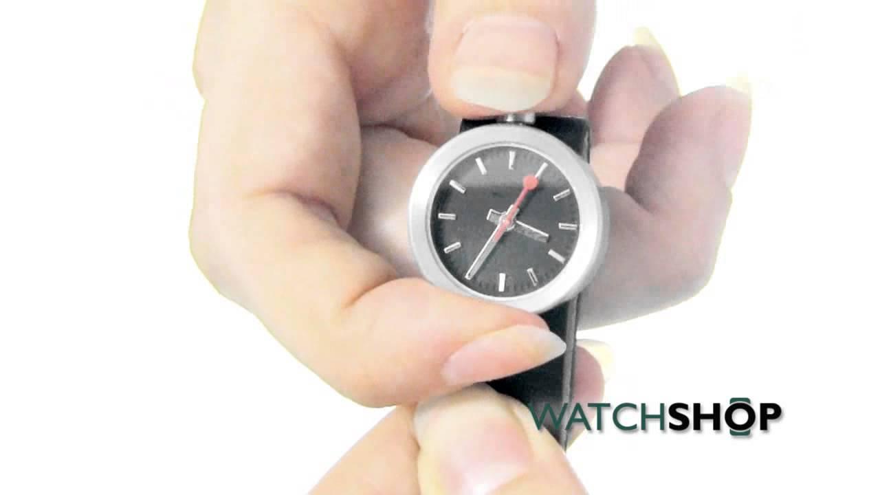 Men's Mondaine Evo Watch (A6583030011SBB) - YouTube