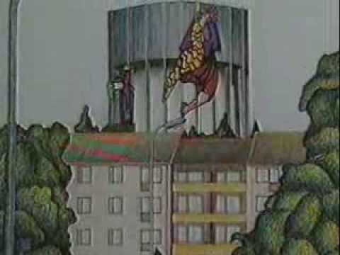 Vattentornsprojekt  ABC Nyheter Stockholm Kulturhuvudstad 1998 - Frédéric Iriarte