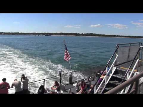 Visit to Greenport,Orient Point and New London at Connecticut on July 31,2017