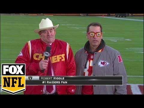 David Koechner joins Rob Riggle for his Week 11 NFL picks from Kansas City | FOX NFL SUNDAY