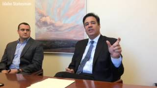 Rep. Raul Labrador's decision to stick with Trump