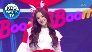 MOMOLAND(모모랜드) - BBoom BBoom(뿜뿜) [Music Bank Stage Mix Ver.]