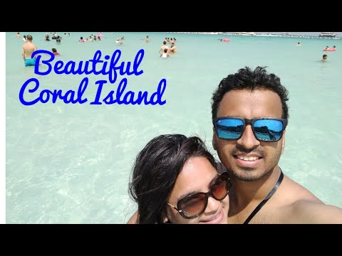 Coral Island Pattaya | The most beautiful and clean Island | Crystal clear Island water