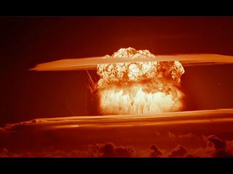 Explosiones de bombas