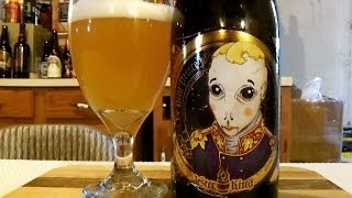 Jester King Le Petit Prince Farmhouse Table Beer ( 2.9% Abv) Djs Brewtube Beer Review #560