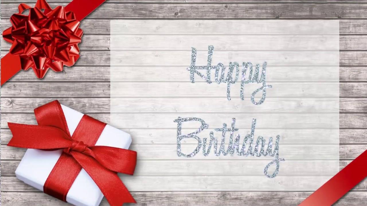 Happy Birthday Geburtstagsgrüße Für Einen Besonderen Menschen