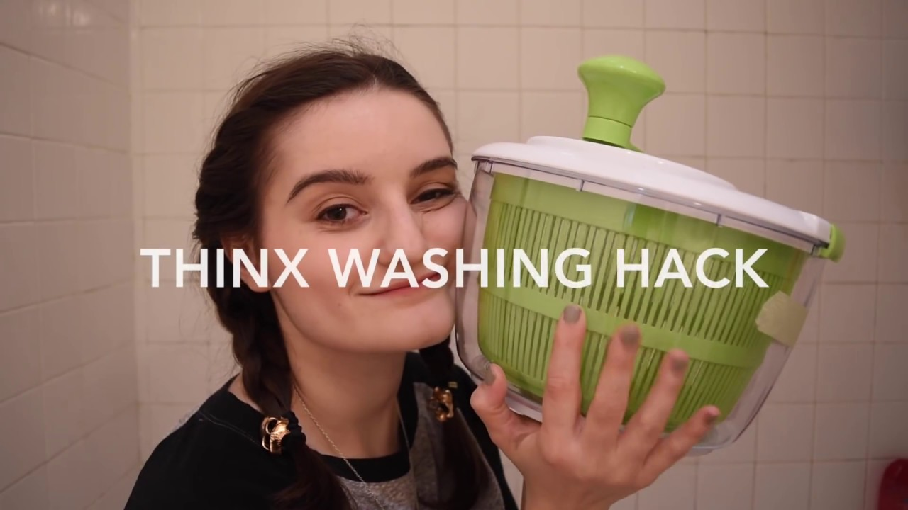 pictures 3 Ways to Wash Thinx