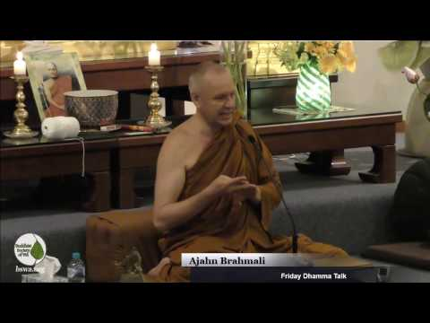The Importance of the Sangha | Ajahn Brahmali | 24-03-17