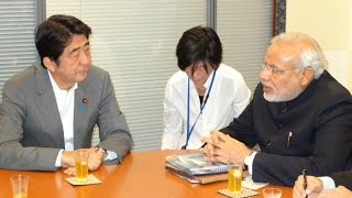 Prime Minister Modi To Visit Japan With A Contingent Of Corporates