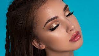 Soft Summer Glam Makeup Tutorial | Too Faced Natural Love Palette