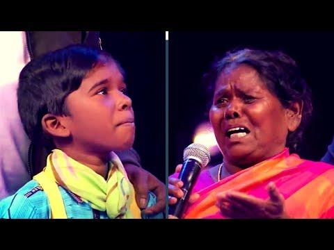 சூப்பர் சிங்கர் மேடையில் சோகம் நிறைந்த வாழ்க்கையால் கதறி அழுத GUPPYS! | Super Singer Juniors 6