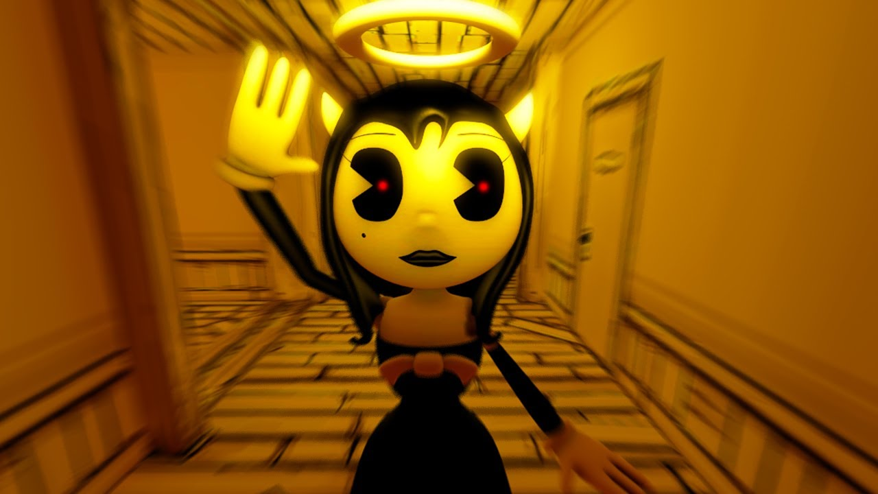 don u0027t trust alice angel bendy and the ink machine chapter 3