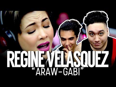 """Regine Velasquez-Alcasid performs """"Araw-Gabi"""" LIVE on Wish 107.5 Bus REACTION!!!"""