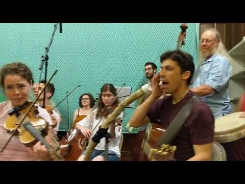 Portland Intown Contra Dance 2nd Anniversary: Pic'd Up Orchestra w/ Dela Murphy