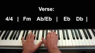 Hello Adele Piano Tutorial - How to play Hello by Adele on piano