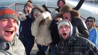 Новый год на Байкале