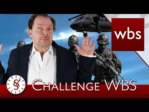 Challenge WBS: Razzia beim Anwalt | Rechtsanwalt Christian Solmecke