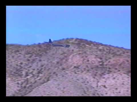 Area 51 - Red Flag and Green Flag Exercises (B-Roll)