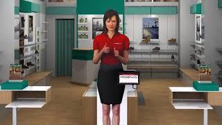 PRSONAS™ Intelligent Digital Assistants Deliver American Sign Language ASL