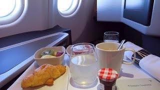 Cathay Pacific Airbus A330-300 Lie-flat Business Class Hong Kong - Shanghai Pudong (B-LAH)