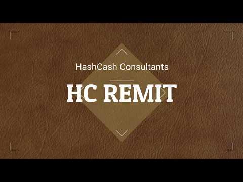 HC Remit - Blockchain Remittance Solution
