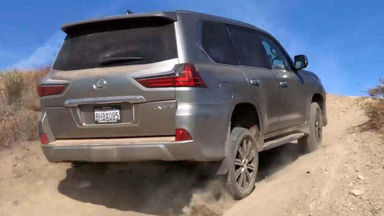 Reviewed 2019 Lexus Lx570 Youtube