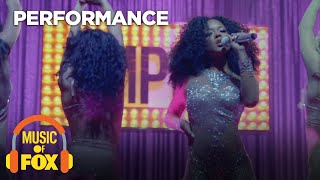 "Tiana Brown Performs ""Look But Don"
