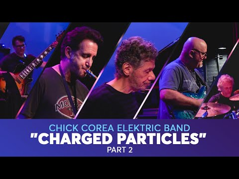 Behind the Scenes: Chick Corea Elektric Band rehearsing