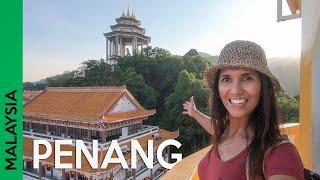 Buddhist temple Kek Lok Si | Penang, Malaysia 😍 Vlog 2