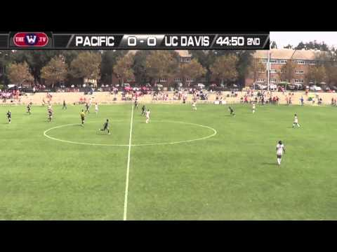 Women's Soccer: Pacific vs. UC Davis
