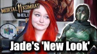 Jade Receives The Same Treatment As Skarlet In Mortal Kombat 11