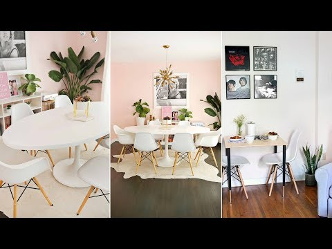 10 Small Dining Table Ideas and DIY