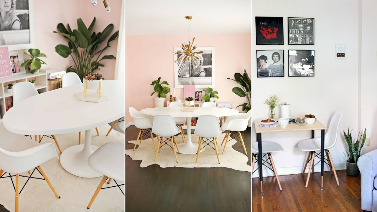 10 Small Dining Table Ideas And Diy Youtube