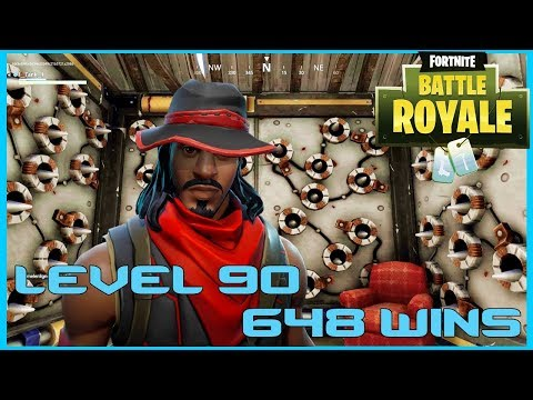 FORTNITE BATTLE ROYALE LIVESTREAM - FREE T BUCKS - 648 WINS  - PS4 PRO Full HD