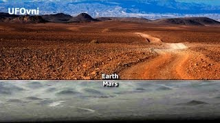 Ancient Aliens On Mars: Road On Mars? NASA Curiosity