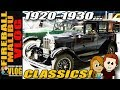 CLASSIC CARS of the 1920's - FMV255